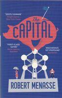 Capital by Robert Menasse (Paperback) Book