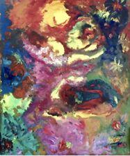 Ballogletti 'Frangente' Moderne Kunst Ölgemälde Modern Art Oil Painting Rarität
