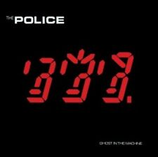 The Police - Ghost In The Machine (NEW CD)