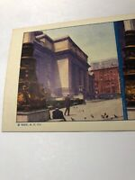 Vintage 1925 New York City Public Library Stereoview Card