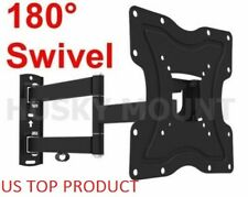 Full Motion Tilt TV Wall Mount 24 26 28 32 37 39 40LCD LED Swivel Bracket