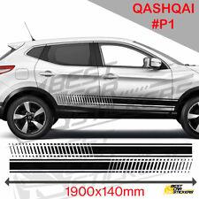 2 Note Micra Noir Panda Autocollant Sticker Vinyl pour NISSAN 350Z 370Z Juke Qashqai