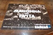 MADONNA - Plan média / Press kit !!! EVITA - SEMAINE PROCHAINE !!!
