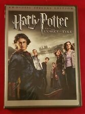 Harry Potter and the Goblet of Fire * Two-Disc Special Edition - VERY GOOD