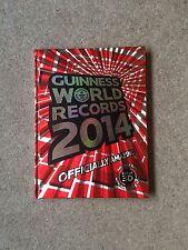 Guinness World Records 2014, Hardback Book
