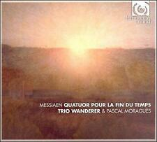 FREE US SHIP. on ANY 2 CDs! NEW CD Messiaen, O.: Quartet for the End of Time / T