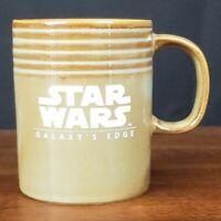 Disney Parks Exclusive Star Wars Galaxy's Edge Gloss Finish Mug New