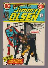 Jimmy Olsen # 155  Mr. Action, Trouble-Shooter !  grade 9.0 scarce book !