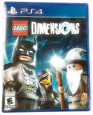 Lego Dimensions (Playstation 4, PS4 ) - REPLACEMENT DISC ONLY - FREE SHIPPING™
