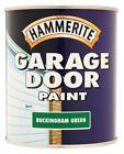 HM Garage Door Paint Buck Green 750ml 5092851 Hammerite