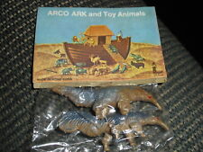 Arco Ark & Toy Animals 1960's - Anteaters