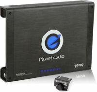 New PLANET AUDIO AC1600.4 1600W RMS 4 Channel Car Amplifier Power Amp AC16004