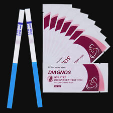 30Pcs/Set Urine HCG Pregnancy Tests Strip(urine) Early Kits High Sensitive PRO