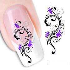 Adesivi  stickers nº 2 per la decorazione di unghie, nail art FX1423