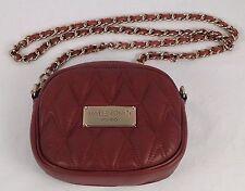 "Mario Valentino ""Nina"" Quilted Leather Crossbody Bag- $745"