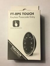 Compustar FT-RPS TOUCH KEYLESS PASSCODE ENTRY for Select System Controllers