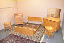 Mid Century Modern Vintage Bedroom Set by Baumritter 1950's