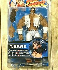 STREET FIGHTER T-HAWK SOTA TOYS NEW SEALED ROUND 2 GAME FIGURE CAPCOM