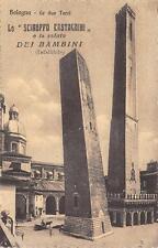 2993) BOLOGNA, LE DUE TORRI, LO SCIROPPO CASTALDINI E' LA SALUTE DEI BAMBINI. VG