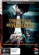 Sympathy For Mr Vengeance (DVD, 2006) - Region 4