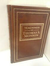 TEACHINGS OF THOMAS S MONSON - EMPLOYEE GIFT