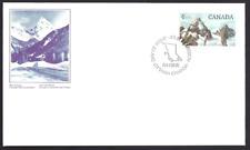 Canada     # 934     GLACIER NATIONAL PARK   Brand New 1984 Unaddressed Cover