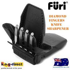 FURI OZITECH DIAMOND FINGERS COMPACT KNIFE SHARPENER BRAND NEW