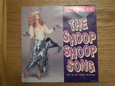 Cher- The Shoop Shoop Song