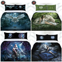 ANNE STOKES COLLECTION Doona | Duvet | Quilt Cover Set Double | Queen | King NEW