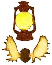 Sizzix Mini Lantern & Antlers Movers 2 PK #658774 Retail $15.99 Tim Holtz!
