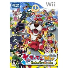 Used Wii Yattaman Wii: Bikkuridokkiri Machine de Mou Race da Koron Japan Import