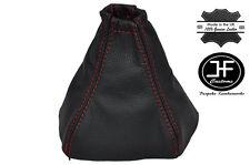 Polaina De Engranaje Costura Manual Cuero rojo se adapta a Kia Sorento 2002-2006
