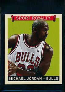 2008 UPPER DECK UD GOUDEY SPORT ROYALTY MICHAEL JORDAN MINI /88 CARD #300 NM-MT+
