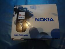 NOKIA 2600 Classic-Midnight Blu (Sbloccato) Cellulare