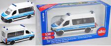 Siku Super 2305 Mercedes-Benz Sprinter Kombi Hochdach Bundespolizei, POLIZEI