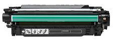 TONER NERO COMPATIBILE PER HP CE250X Color LaserJet CP3525 N DN X CM3530 FS BK