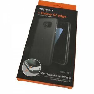 ✨Custodia protettiva Spigen Thin Fit SM-G935F Galaxy S7 Edge grey 20386