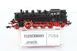 N Fleischmann 7086 DB 86 457 Dampflok Tenderlok analog OVP/J55