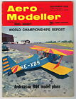 AEROMODELLER  Magazine November 1969 ANDREASON BA-4B F/F Peanut scale