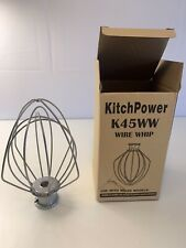 K45WW Wire Whip Attachment for Tilt-Head Stand Beater Compatible W/ KitchenAid