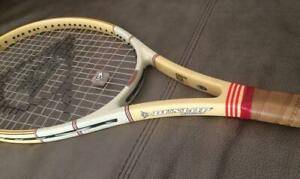 Extremely rare Limited Edition DUNLOP MAXPLY FIFTY tennis racket L3 + cover