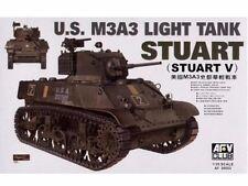 1/35 AFV Club US M3A3 Light Tank Stuart #35053