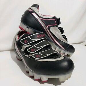 Pearl iZUMi Womens Quest MTB Cycling Mountain Biking Shoes Size 39 Eur 7.5 US