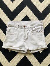 ☀H&M Girls Shorts Age 12-13☀Light grey☀VGC☀