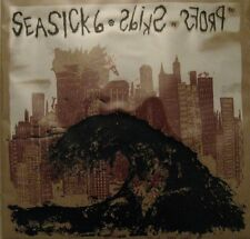 Seasick6 & Profs de Skids Split LP 2012/FR Satanic Surf Punk Butthole Surfers
