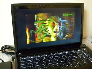 Rare Notebook Sony Vaio 3D i7 2.2GHz 8GB 580HDD Bluray W7 w/2 Shutter Glasses