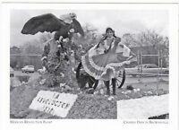 """*Postcard-""""Mexican Revolution Float""""- @ Charro Days @ Brownsville Texas (A50-2)"""