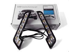2x SMD Power LED Tagfahrlicht TFL Xenon Tagfahrleuchte L-Form LEDs Universal