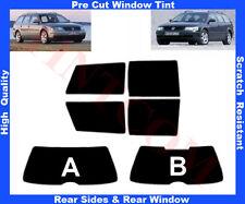 Pre Cut Window Tint VW Passat B5 Estate 1998-2006 RearWindow&RearSides AnyShade
