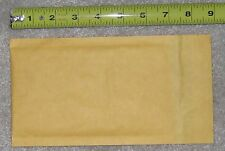 5 padded bubble mailer envelope #000 NEW kraft 4 x 8